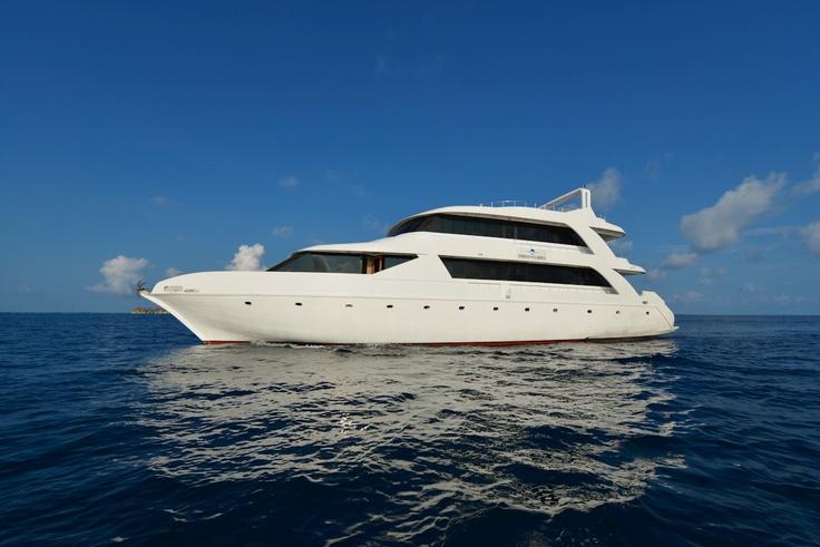 Princess Ushwa Dive Cruise
