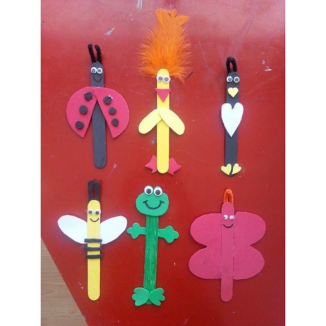 popsicle stick animals craft