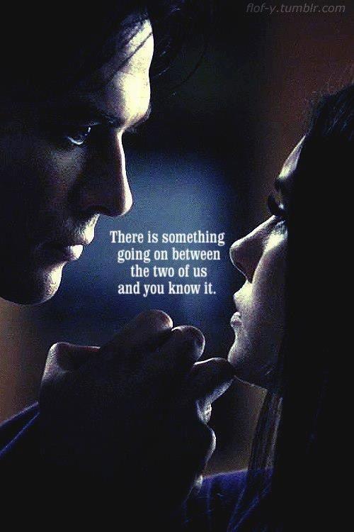 The Vampire Diaries, Season 2, Delena <3