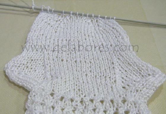 Cómo tejer calcetines de lana para bebés                              …