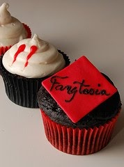 True Blood Party Cupcakes