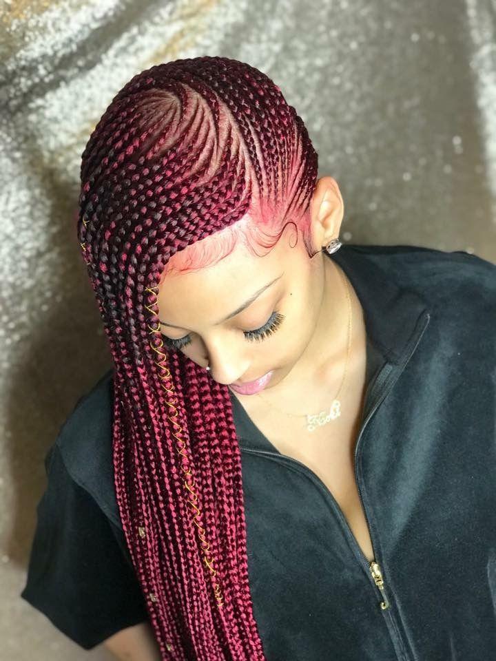 hair laid ideas