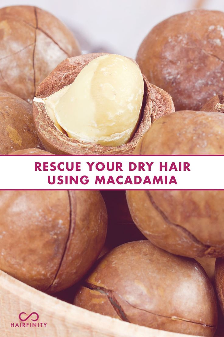 Rescue Your Hair With A Macadamia Hair Mask: Are you thinking about how you can get a silky hair full of body and shine. Yes, macadamia nut oil can transform your tired tresses into waves with wow! You haven't tried a macadamia hair mask, what are you waiting for? #macadamiahairmask #hairmask #hairmasks http://www.hairfinity.com/blog/macadamia-hair-mask/