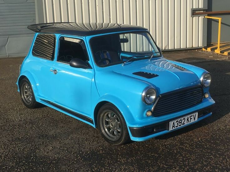 Ad classic austin mini 1275 gt engine with images