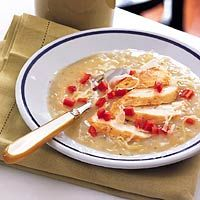 Recept - Zuurkoolsoep met kip - Allerhande