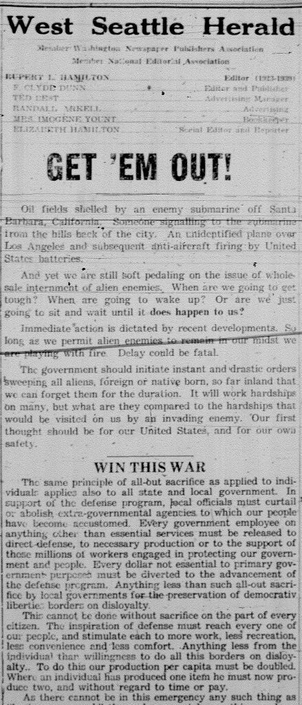 japanese interment essay It all started to get worse for the japanese americans when the japanese ambushed pearl harbor on december 7, 1941 this act of aggression aggravated the already existent discrimination against the japanese immigrants in america it was said that within hours of the attack, fbi agents were sweeping .