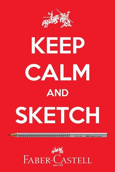 Keep Calm and Sketch