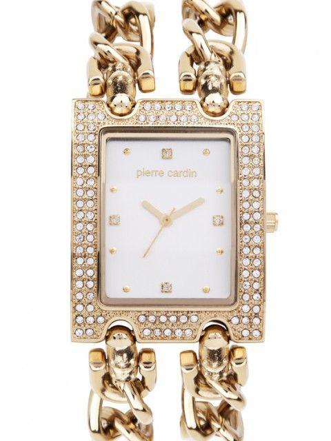 Pierre Cardin Gold Watch