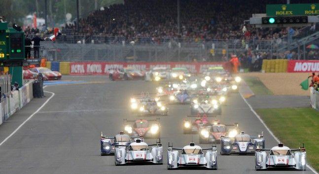 Le circuit des 24 Heures du Mans génère plus de 100 millions d'euros de retombées économiques