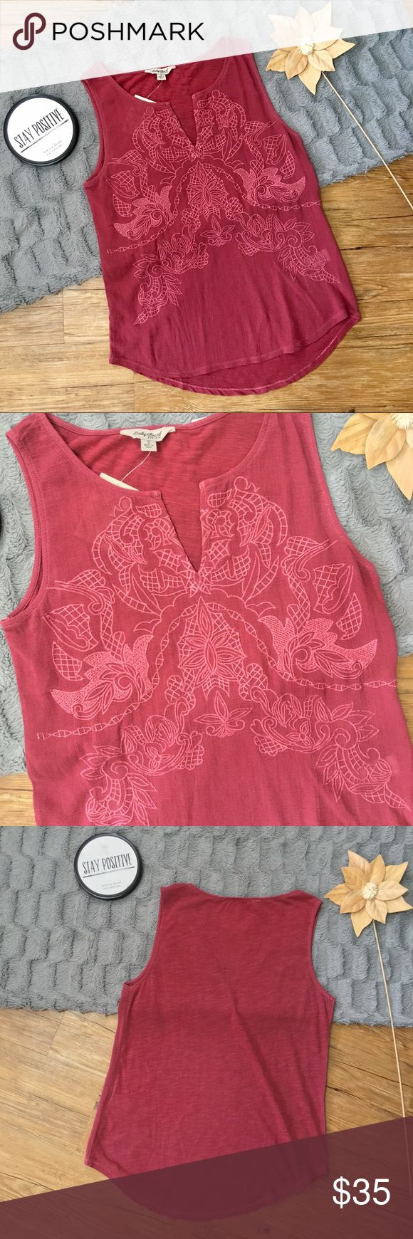 NWT Lucky Brand Top Conditions: Brand new with tags. Lucky Brand Tops Blouses