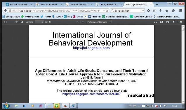Cara Mencari Jurnal Internasional Anti Ribet Dan Cepat Dengan Gambar Bahasa Bahasa Inggris Jurnal