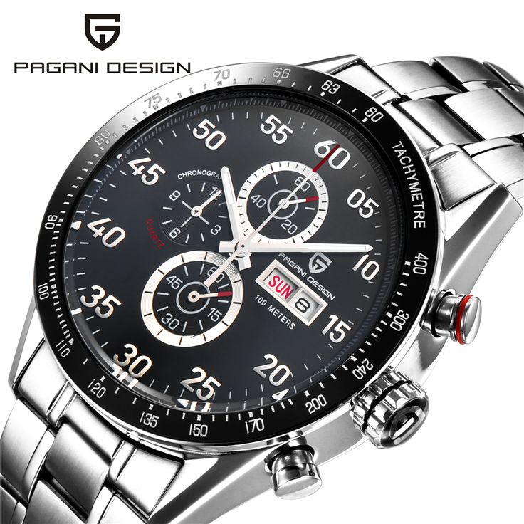 US $61.02 - 2016 Pagani Design Watches men luxury brand Waterproof 30m sport wristwatch Men Casual Fashion Quartz Watch Relogio Masculino