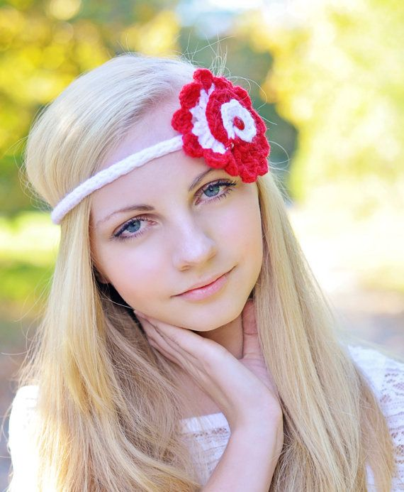 Hey, I found this really awesome Etsy listing at https://www.etsy.com/listing/183989801/rose-headband-flower-hairband-crochet