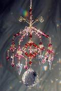 Feng Shui Crystal Mobiles - Star Gate