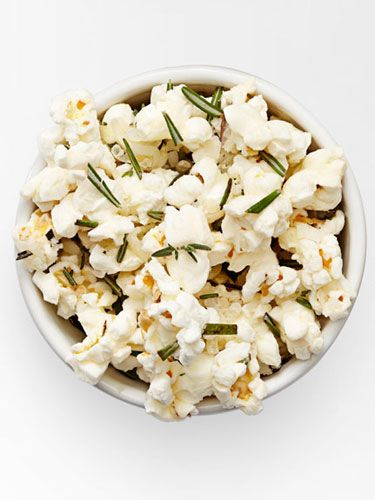 How to make Parmesan-Herb popcorn
