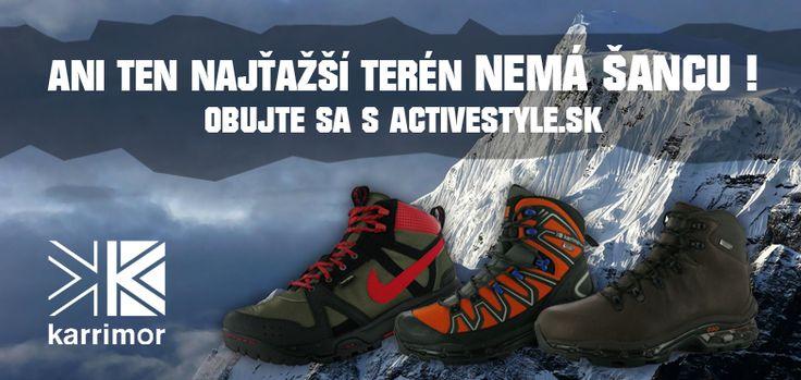 Active Style je špičkový internetový obchod na Slovensko. To vám dáva najlepšie ponuky na všetky značkové športové oblečenie a športovú obuv. Pre viac informácií, navštívte nás  http://www.activestyle.sk/