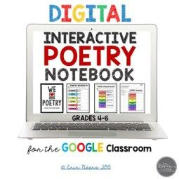 Digital Poetry Notebook