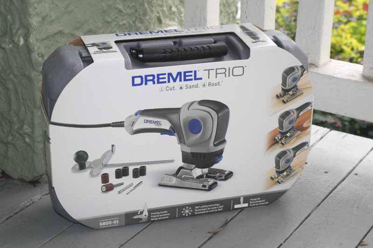 Dremel Trio 6800 Review - https://www.protoolreviews.com/?p=1451