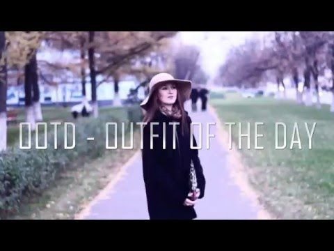OOTD - Outfit of the Day- autumn