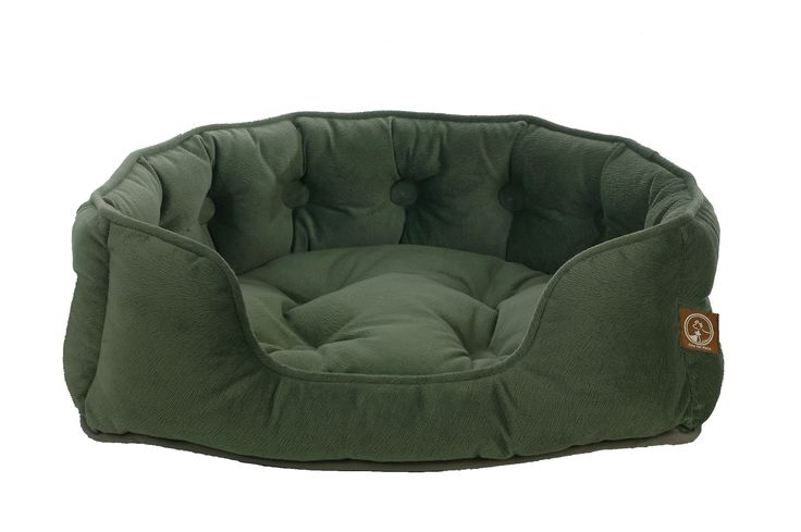 Faux Suede Snuggle Bed-Vienna Harbor Ideal for dogs or cats that like to curl up or snuggle to sleep.