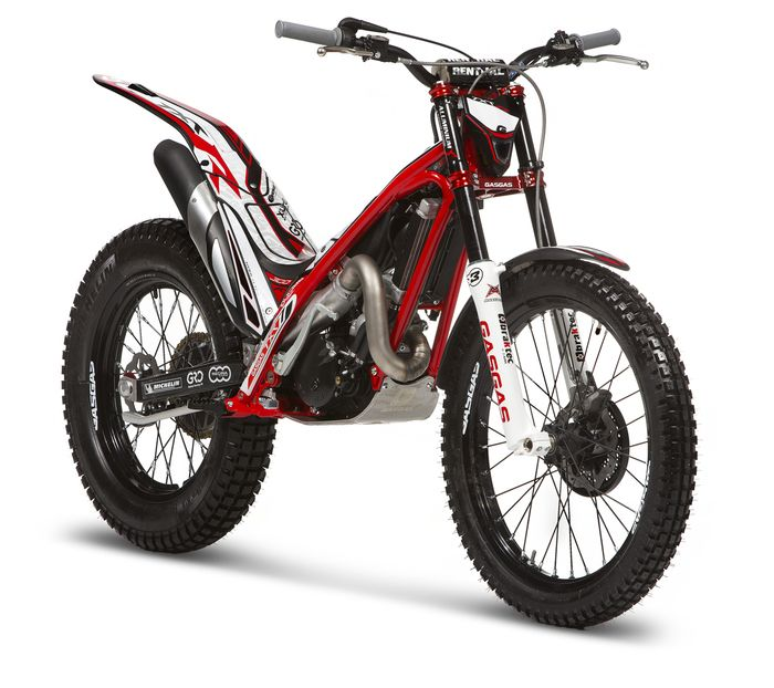 GAS GAS TXT Pro Trial Bike 2014. Wish I was young and able to ride still...would love a go on one of these.....