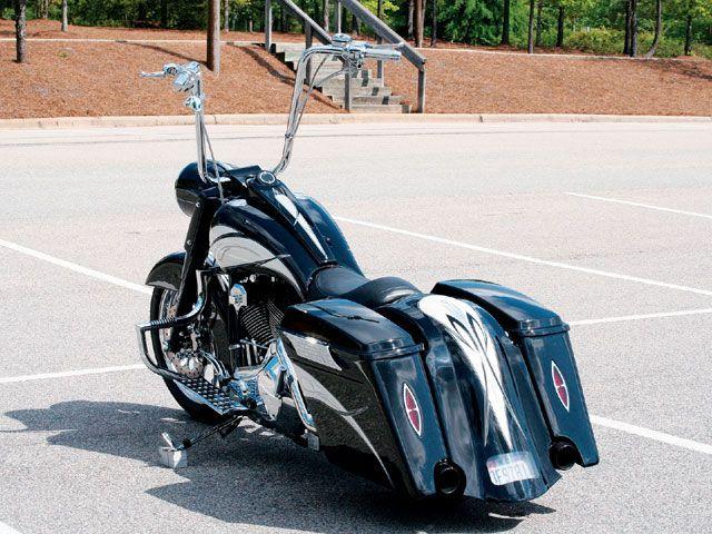 Custom Bagger Motorcycles For Sale Custom Bagger
