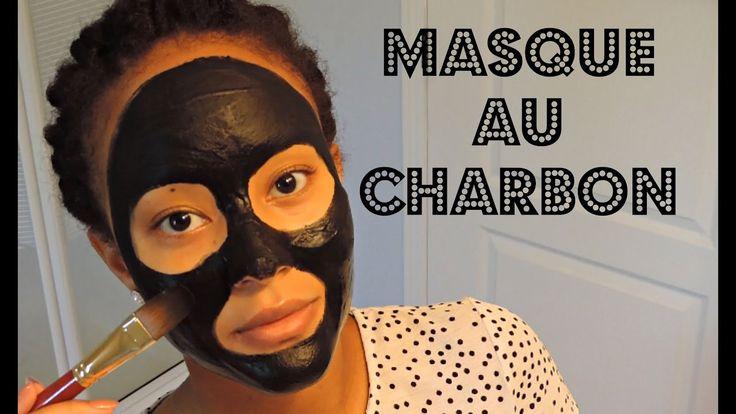 ♡DIY : Masque au charbon anti points noirs/acné♡