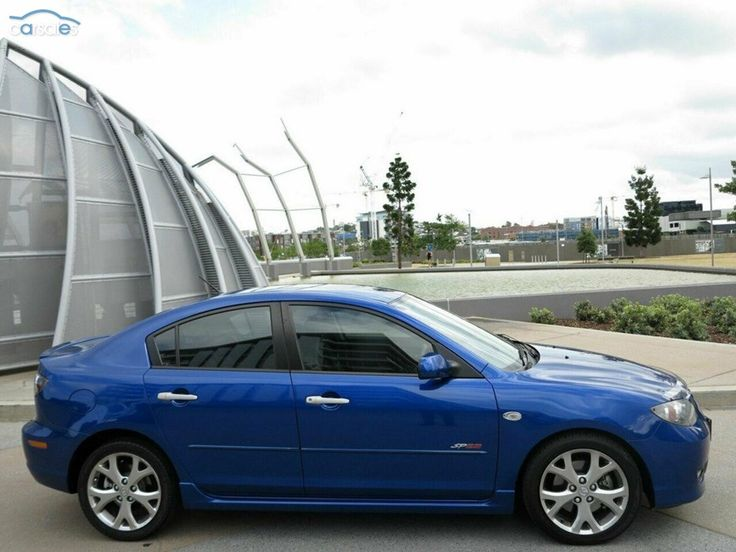 2006 Mazda 3 SP23 Sports Automatic