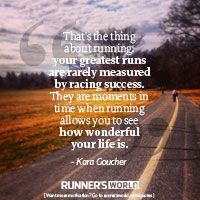 Your Greatest Moments | Runner's World