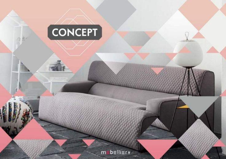 Стеганый велюр коллекции «CONCEPT» дарит ощущение уюта и комфорта!  Его можно применять для обивки диванов, кроватей, кресел, корпусной мебели и даже стен! «CONCEPT» — это хорошо знакомый и полюбившийся «SOFT TOUCH», но с прослойкой синтипона и со стежкой. Комбинируйте и получите супер-модные предметы интерьера!  Если Вас заинтересовала представленная ткань, то отправляйте свои заявки нам на электронную почту: shop@mebelliery.ru   Подробности читайте на нашем официальном сайте —…