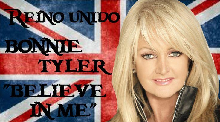 Bonnie Tyler - Reino Unido