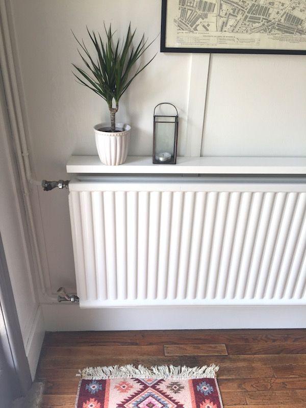 25 beste idee n over radiatorplank op pinterest smalle gangen kleine gangen en radiatorkast - Hal entreehal ...