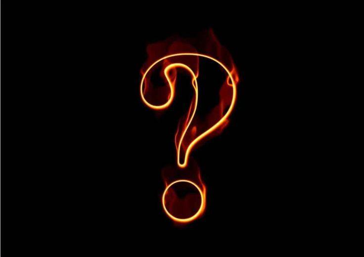 L'origine del punto interrogativo Il punto interrogativo è nato nel Medioevo, quindi come facevano prima a scrivere una frase interrogativa? Utilizzavano il qo, costituita dalla prima e ultima lettera di quaestio (domanda). I monaci  #origine #storia #puntointerrogativo