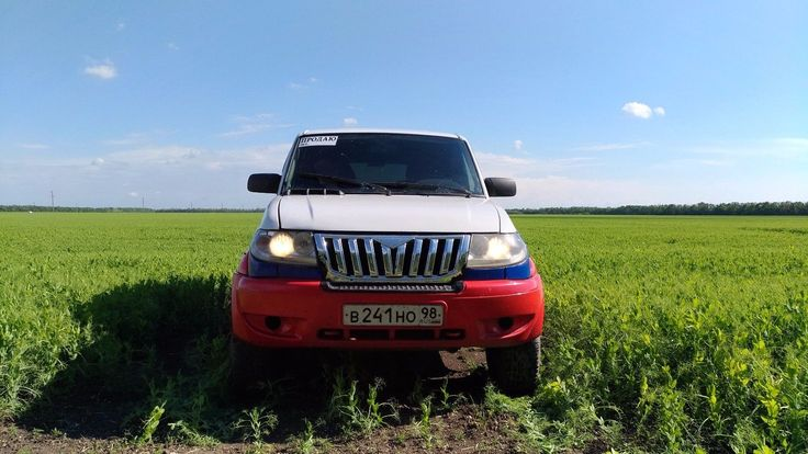 eBay: 2007 Jeep Patriot Jeep Uaz Patriot 2007 the color of the flag of Russia #jeep #jeeplife