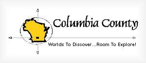 Columbia County Area: 2,062 km² Population: 56,743 (2015) County seat: Portage Created: 1846 Etymology: Christopher Columbus (1451-1506), navigator and explorer. It's in the center of the state.