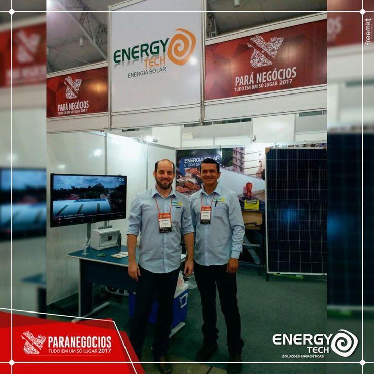 Por mais um ano a Energy Tech marcou presença no Pará Negócios a maior feira de negócios do norte do Brasil. Obrigado a todos os clientes e parceiros que nos prestigiaram. #EnergyTech #ParáNegócios #EnergiaSolar #Sustentabilidade #MeioAmbiente #EnergiaLimpa #Eficiencia #SolarEnergy #SolarPower #Sustainability #GreenEnergy