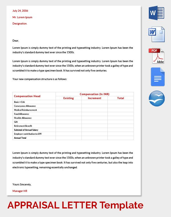 business letter template for grade anchor chart friendly opinion - increment letter sample