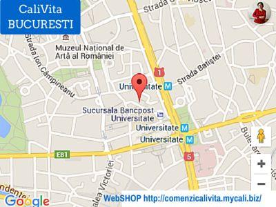 Centru CaliVita BUCURESTI Info & Comenzi Online CaliVita >> http://comenzicalivita.mycali.biz/romania
