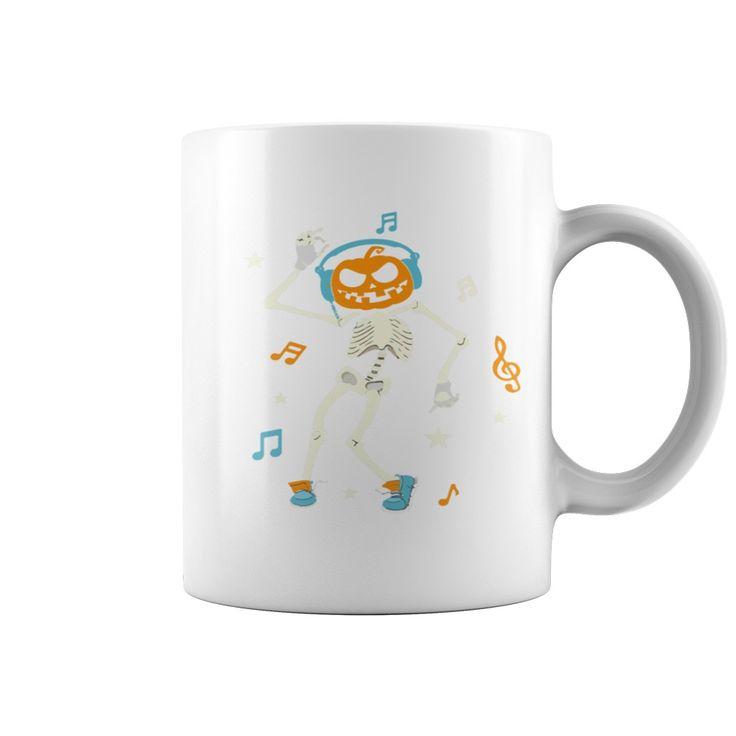 pumpkin dance Halloween Shirts Gifts on October 31 mug