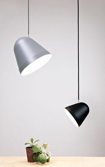 Via NordicDays.nl   Nyta Tilt Lamp