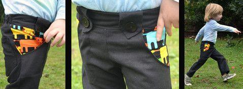Nowhere Man Pants