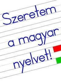 Szeretem a magyar nyelvet