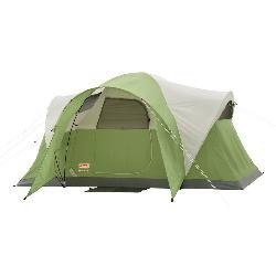 @Overstock - The Montana six-person tent from Coleman is the ultimate home away from home. This tent features a modified dome structure and 12 foot x 7 foot footprint, making it ideal for family car campers, scout leaders, extended camping excursions.http://www.overstock.com/Sports-Toys/Coleman-Montana-6-person-Tent/3927756/product.html?CID=214117 $109.38