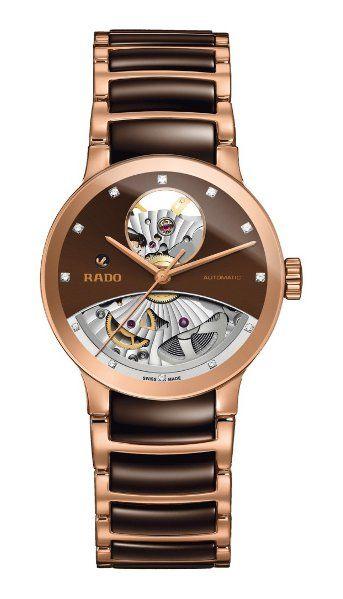 Doplňte svůj styl výjimečnými hodinkami Rado Centrix, které vám kromě přesného času ukážou i to, co děje pod ciferníkem!  https://www.hodinky-damske-panske.cz/aktuality/hodinky-rado-centrix---novy-pohled-na-cas-47/