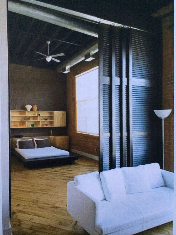 bedroom studio apartment design pictures remodel decor and ideas page 8 - Louvered Bedroom Decor