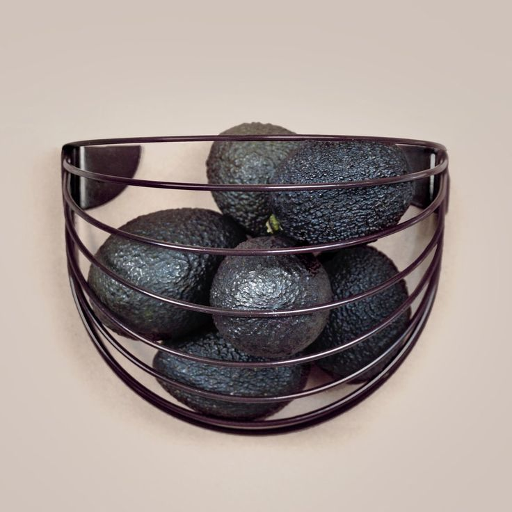 Baskette wall basket by wallment   Nordic Design