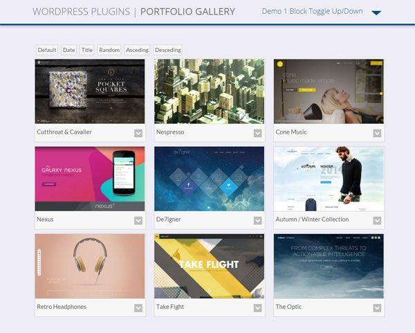 9 Best #Portfolio #WordPress #Plugins