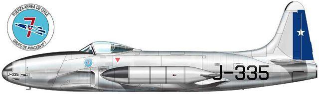Lockheed F-80 Shooting Star (Estados Unidos)