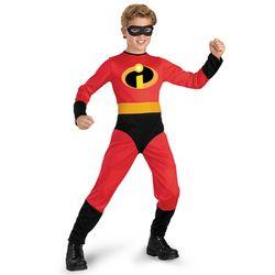 disguiseTheIncredibles/DashClassic7-8【ディズニー映画・ハロウィン仮装衣装・コスプレコスチューム(子供/キッズ/大人用)・Mr.インクレディブル】【ディズニー映画・ハロウィン仮装衣装・コスプレコスチューム(子供/キッズ