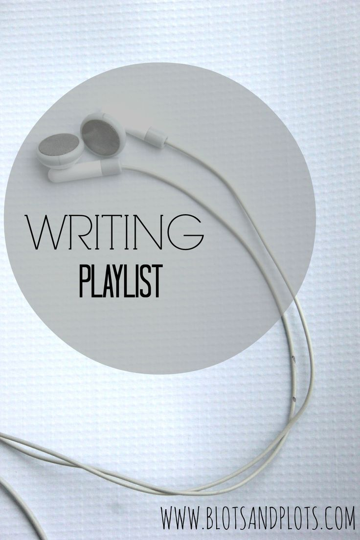 The Q: What's The Best Song to Listen to When Writing?